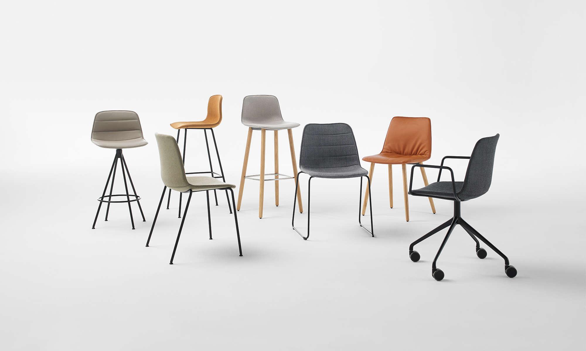 European, Inclass Varya, commercial seating options